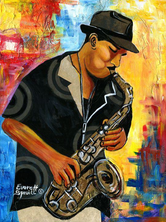 Tony Wynn - Artful Soul - Everett Spruill