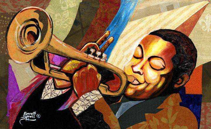 Wynton Marsalis - Artful Soul - Everett Spruill