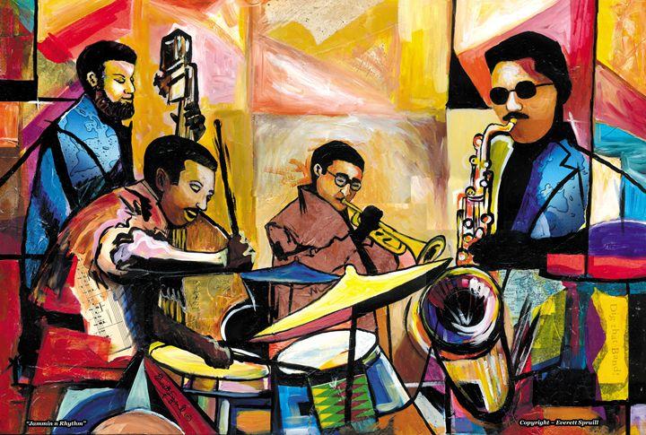 Jammin n Rhythm - Artful Soul - Everett Spruill