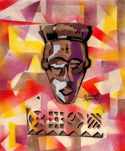 Senufo Wisdom - Silver