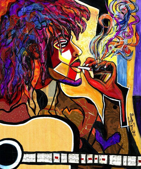 Rastamon - Artful Soul - Everett Spruill