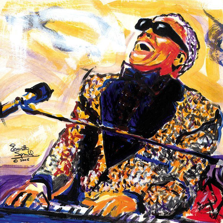 Ray Charles - Artful Soul - Everett Spruill