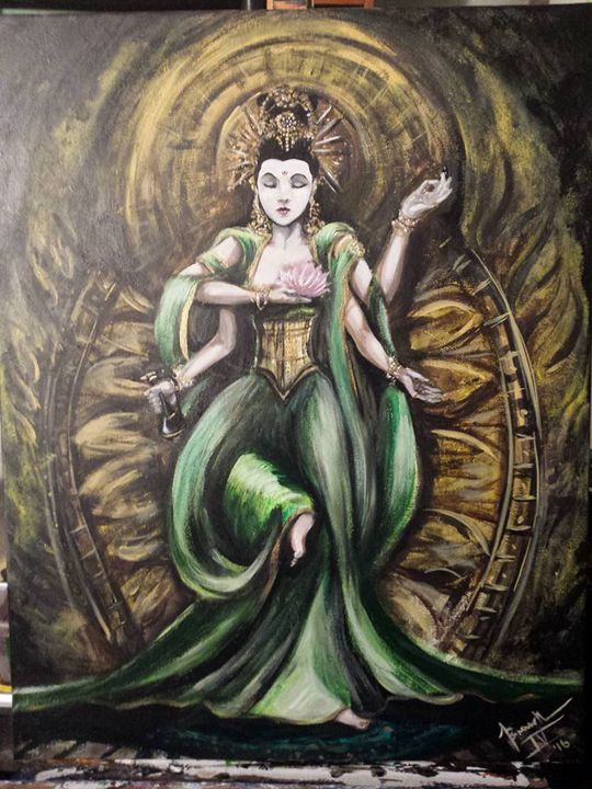 Kwan Yen - My Painting Work for Sale