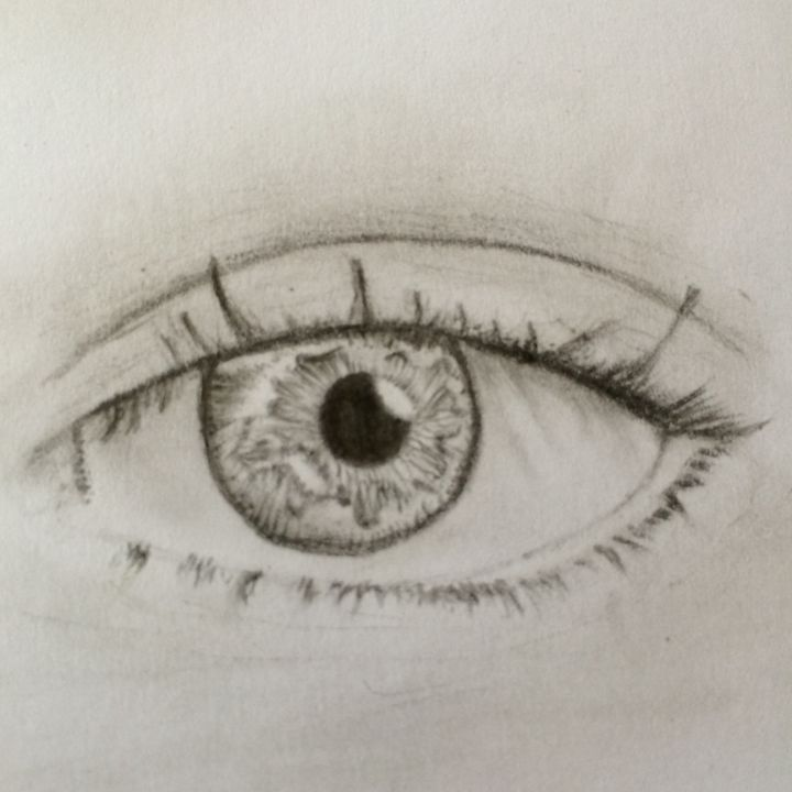 Eye - Nicole Traballo