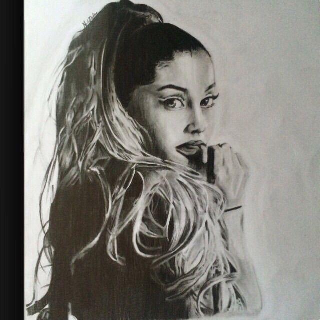 Ariana Grande - Nicole Traballo