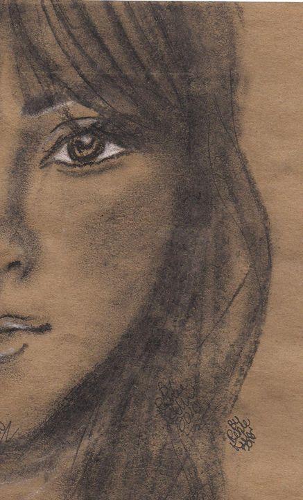 Half Face - Renee Kilburn