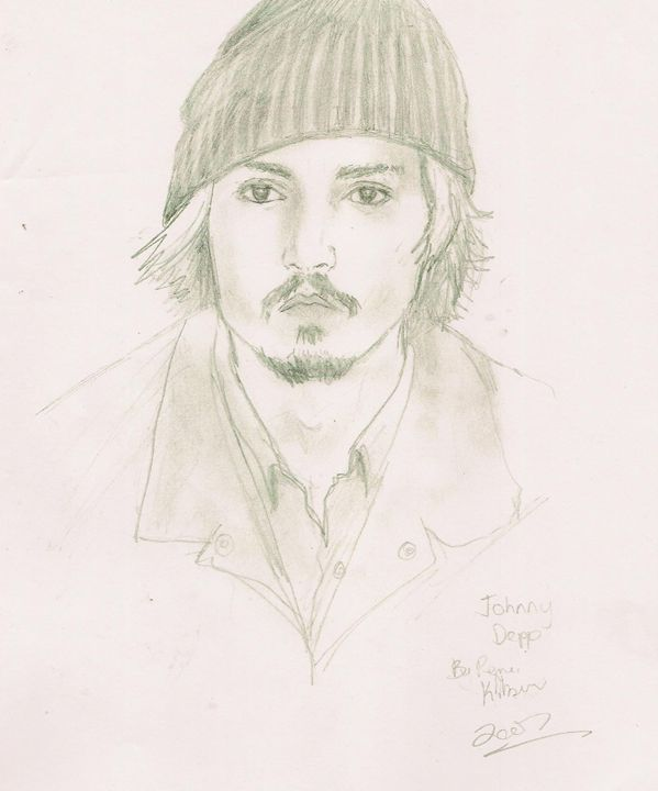 Johnny Depp - Renee Kilburn
