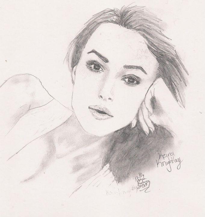 Keira Knightley #2 - Renee Kilburn