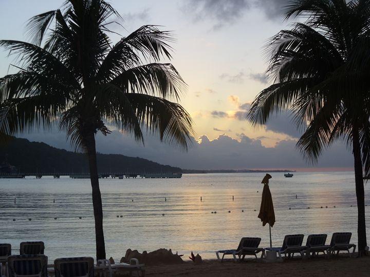 Dusk Jamaica - Renee Kilburn