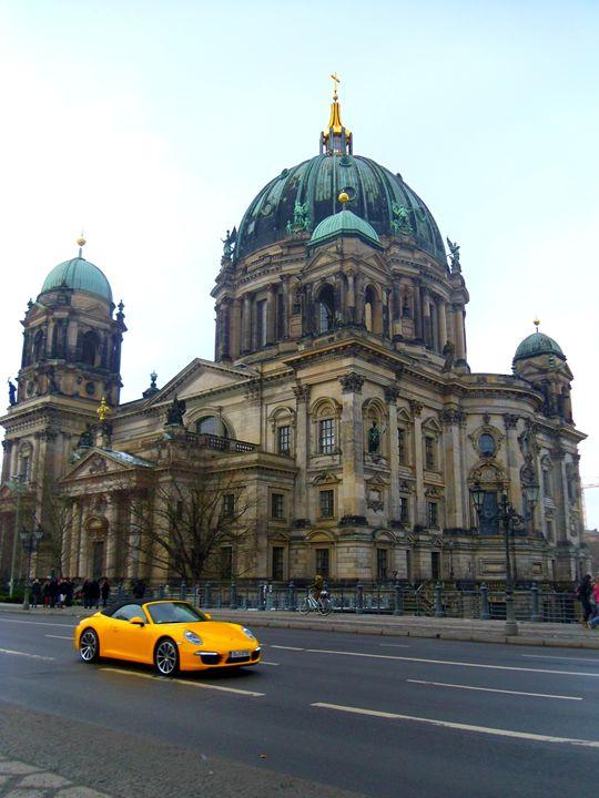 Duomo, Berlin - Renee Kilburn