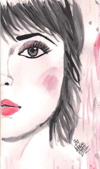 Red Lips - Renee Kilburn
