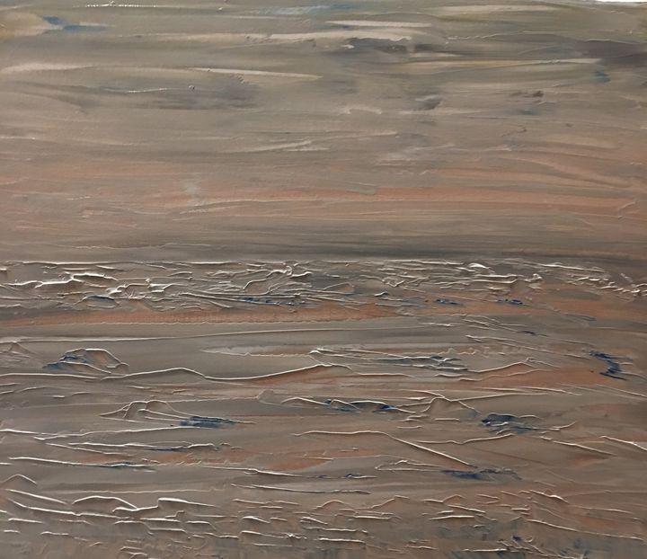 Mirage - Serendipities on canvas