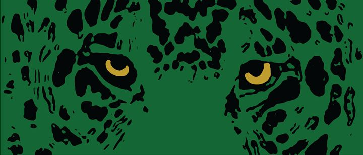 Green Leopard - Aspen Willow Fine Art Photography Gallery
