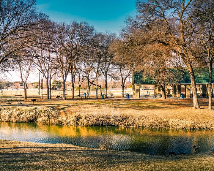 Winter in the Park - Aspen Willow Fine Art Photography Gallery