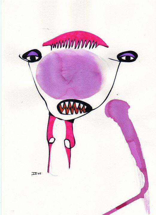 pink - https://www.artpal.com/monkeey/
