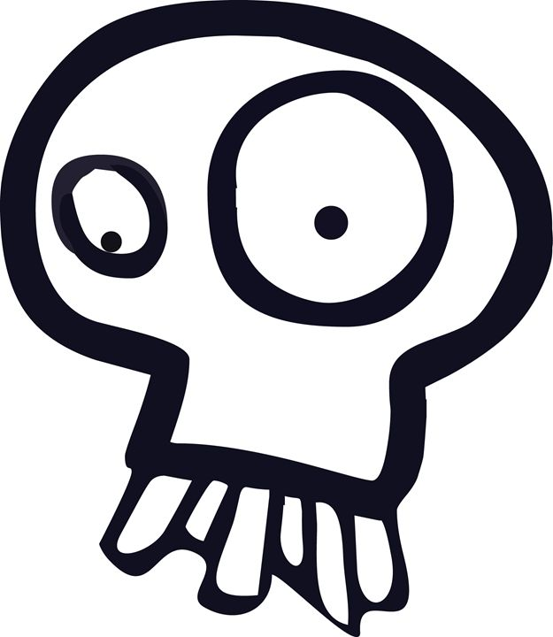 skull - https://www.artpal.com/monkeey/