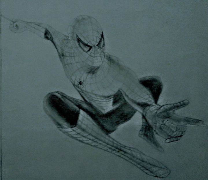 The webswinger: Spiderman - futuremind arts