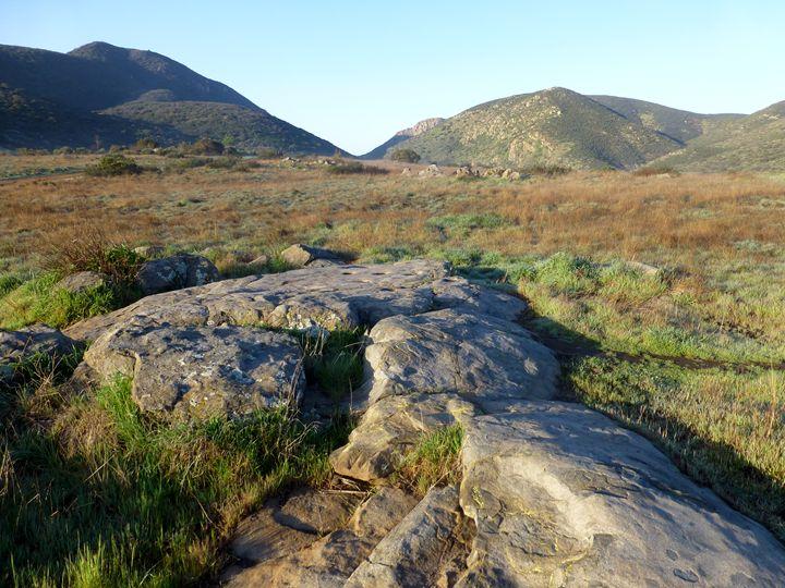 Grinding Stones 2 Mission Trails - Eveoak