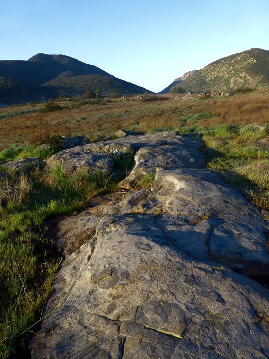 Grinding Stones Mission Trails - Eveoak