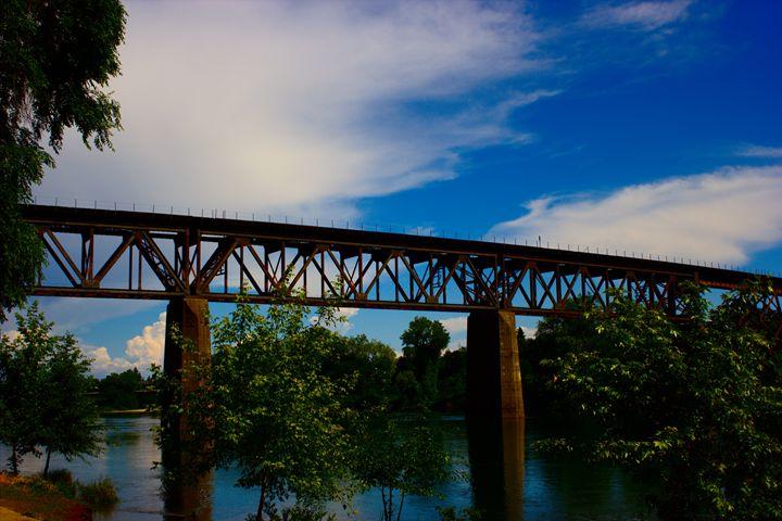 Deiselhorst Bridge - Flashbulb Foto