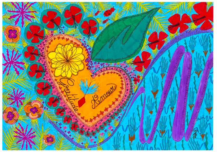 Love and Gratitude - Flower song