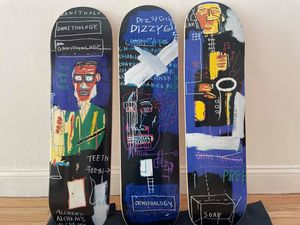 Jean Michel Basquiat - Horn Players