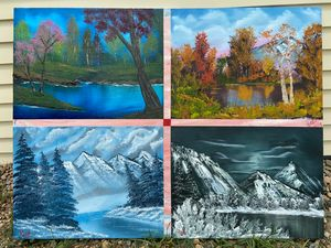 Four Painting