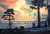 2x91x73 Oil on canvas