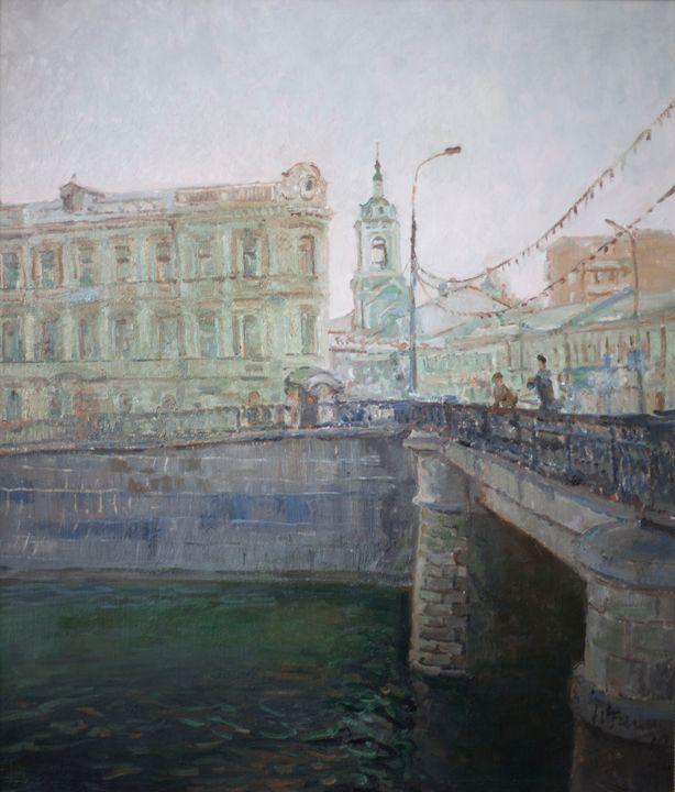Pyatnitskaya street - Oksana Begma