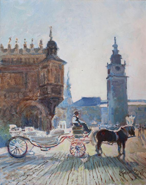 Krakow - Oksana Begma
