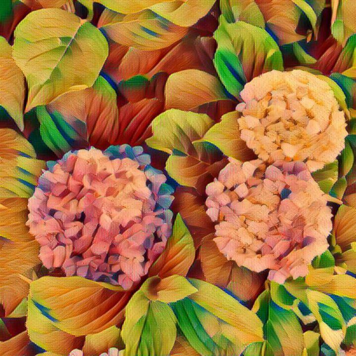 Pastel Bouquet - Picturesque