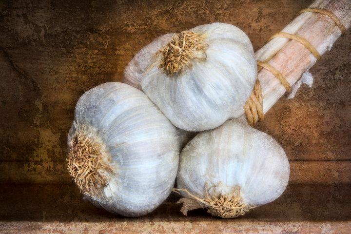 Garlic - Dave Hare Photography