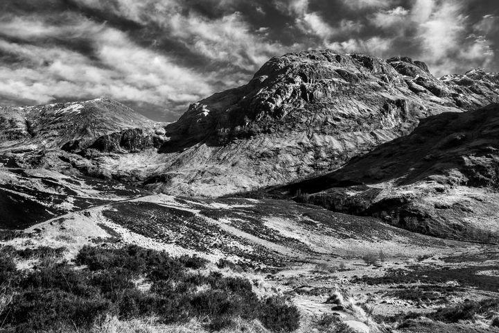 Glencoe - Dave Hare Photography
