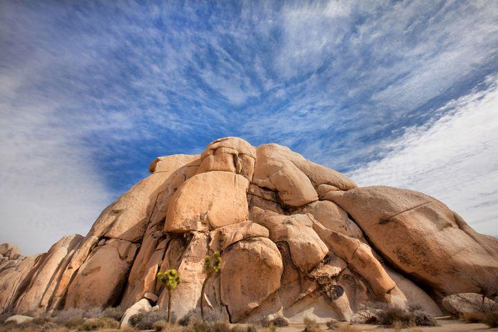 Joshua Tree Rocks - Dave Hare Photography