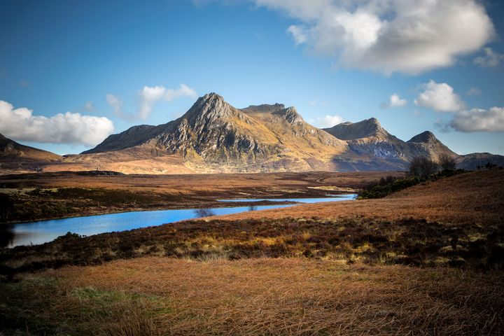 A view of Ben Loyal - Dave Hare Photography