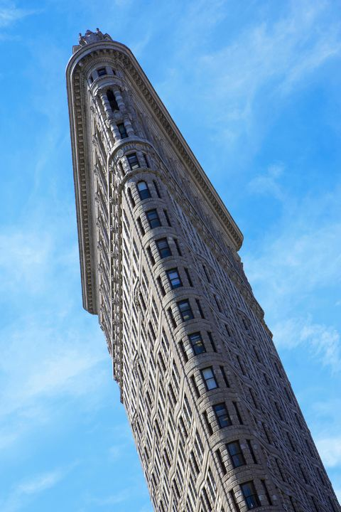 Flat Iron Building - Dave Hare Photography