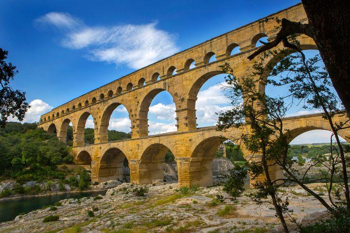 Pont du Gard - Dave Hare Photography