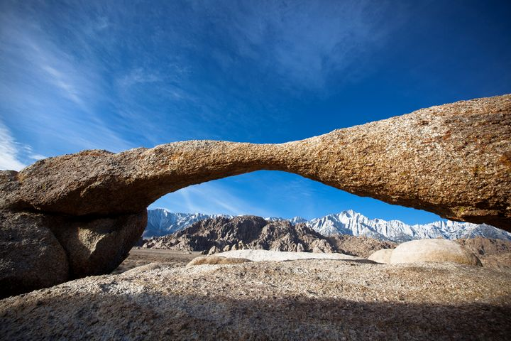 Lathe Arch - Dave Hare Photography