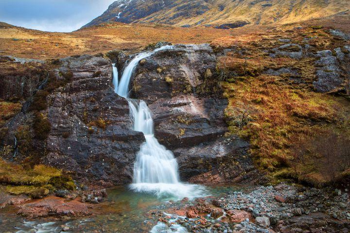 Highland Falls - Dave Hare Photography