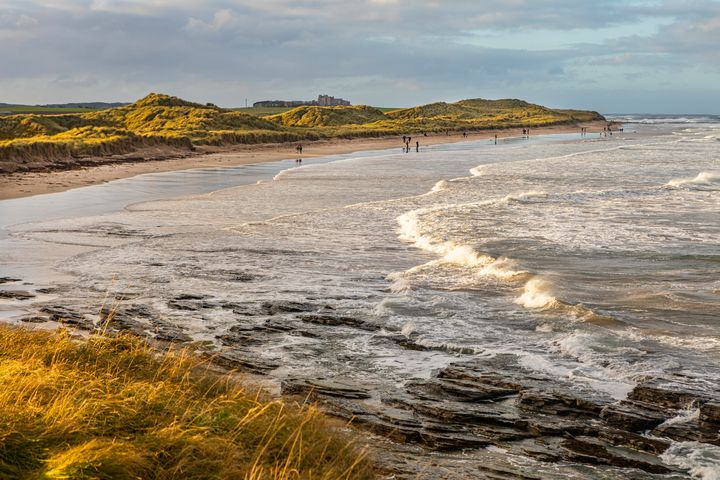 Seahouses Beach - Dave Hare Photography