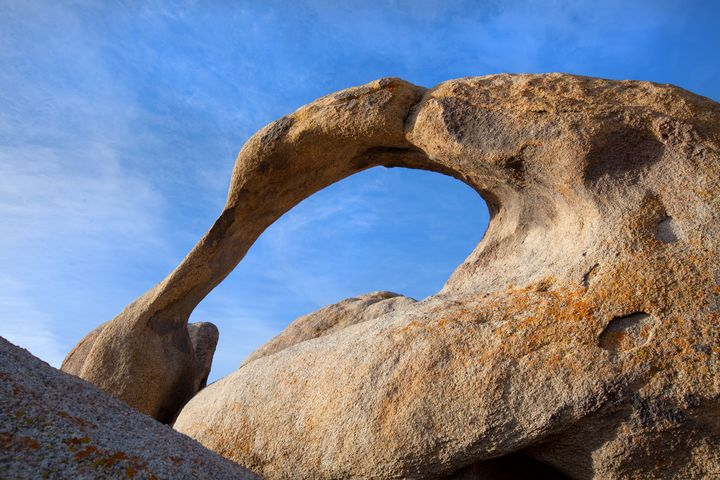 Natural Arch - Dave Hare Photography