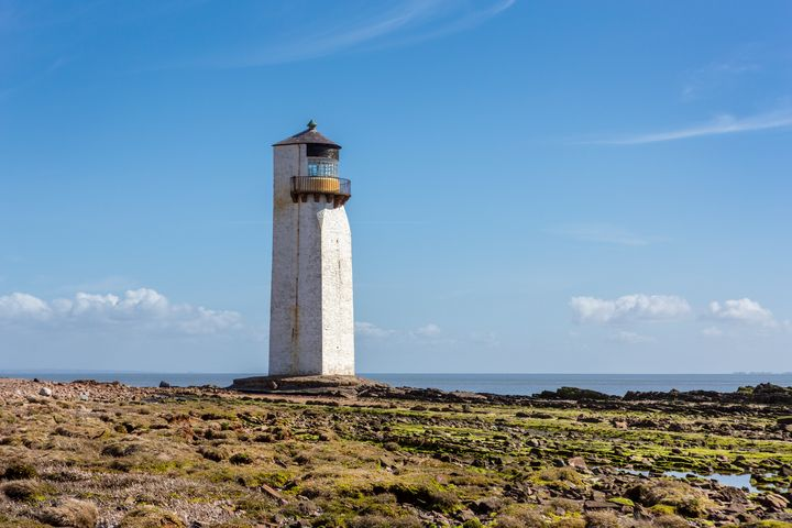 Southerness Lighthouse - Dave Hare Photography