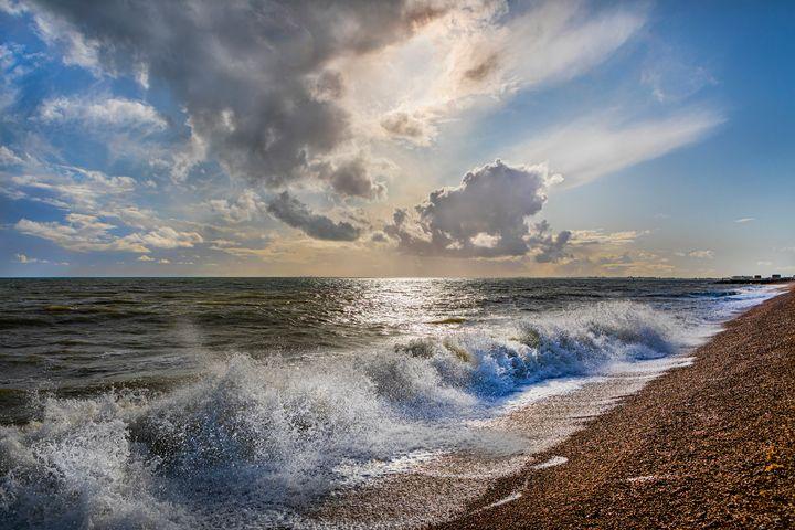 Fisherman's Beach - Dave Hare Photography