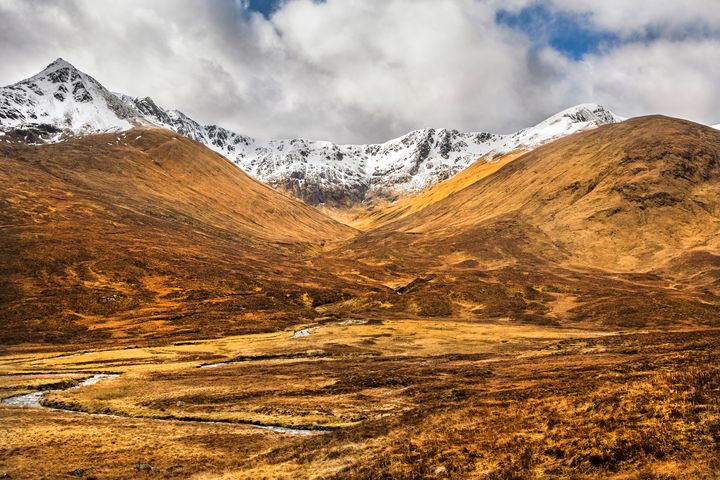 Highland Glen - Dave Hare Photography
