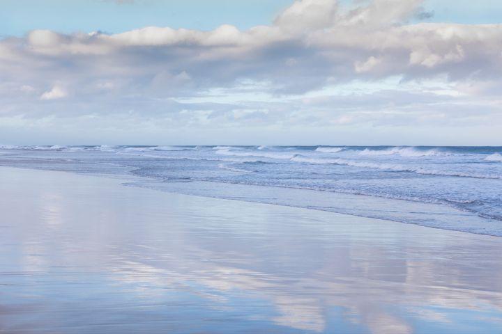 Blue Beach - Dave Hare Photography