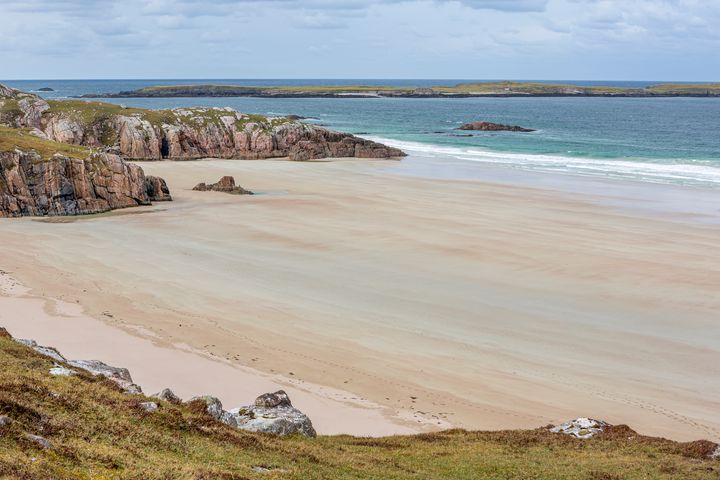 Highland beach - Dave Hare Photography