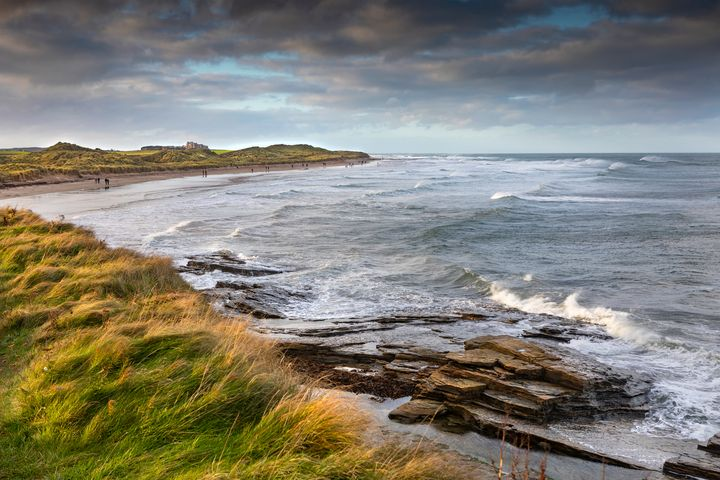 Nothumbrian Beach - Dave Hare Photography