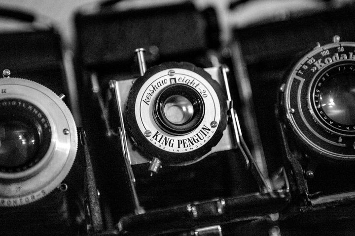 Classic Cameras - Dave Hare Photography