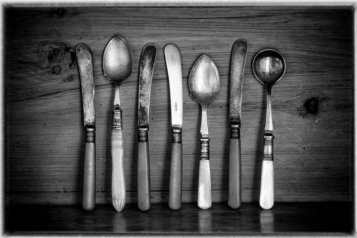 Cutlery - Dave Hare Photography