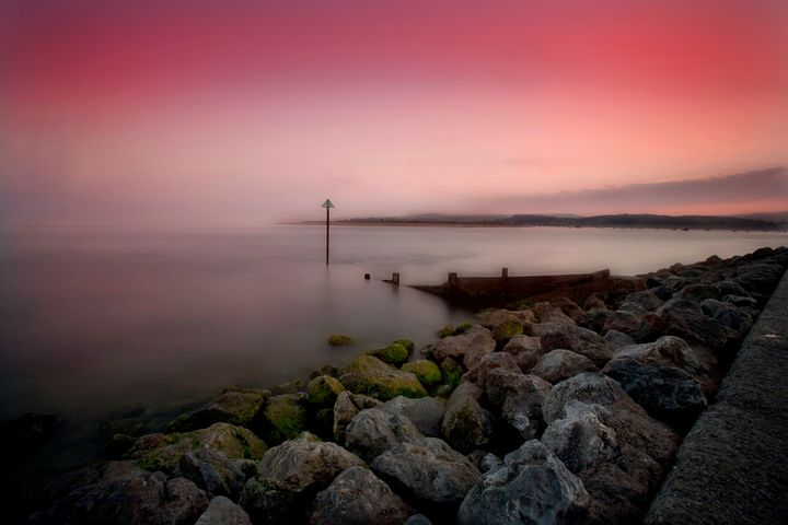 Exmouth Sunset - Dave Hare Photography